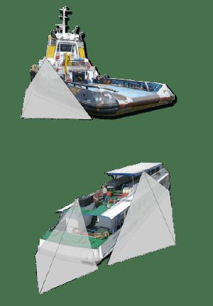 Camera systemen voor de maritieme sector
