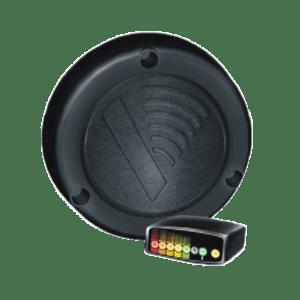 afstandsbepaling radar systeem