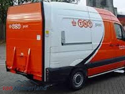 TNT achteruitrijcamera's van Zwitserland