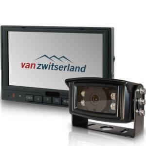 Achteruitrijcamera Set van Zwitserland