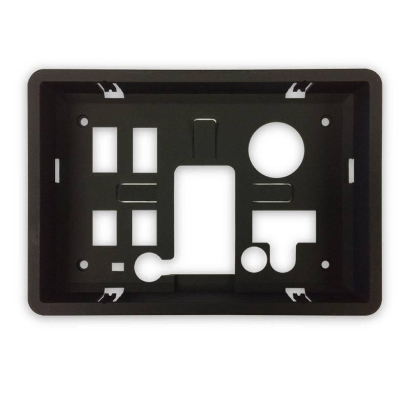 Dubbel Din Inbouw bracket voor 7 inch achteruitrijcamera monitor