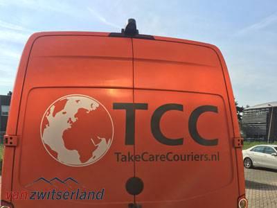 Bestebuscamera Volkswagen Crafter TCC