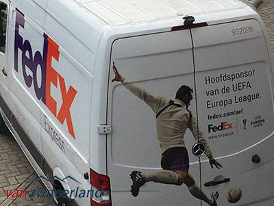 Mercedes Benz Sprinter FEDEX