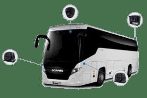 camera oplossing bus