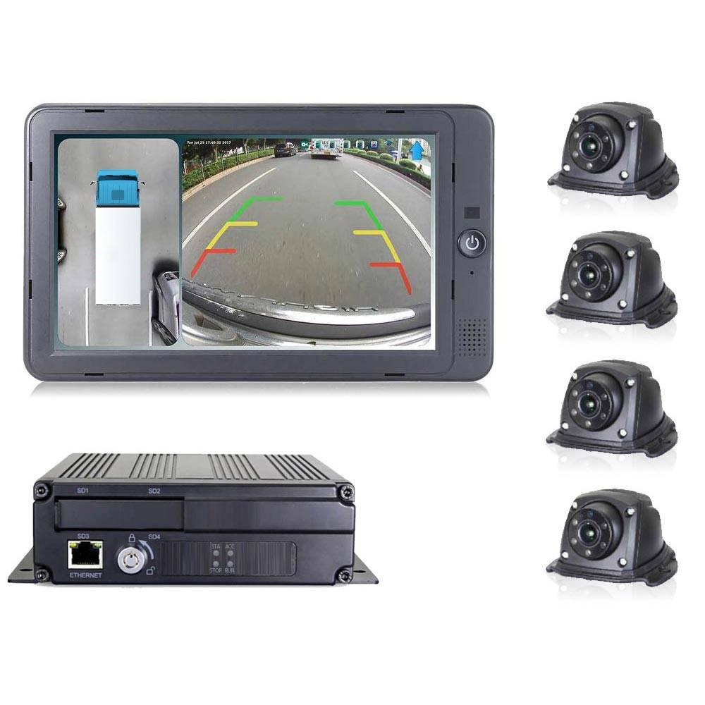 VZ 360 graden Pro top view systeem
